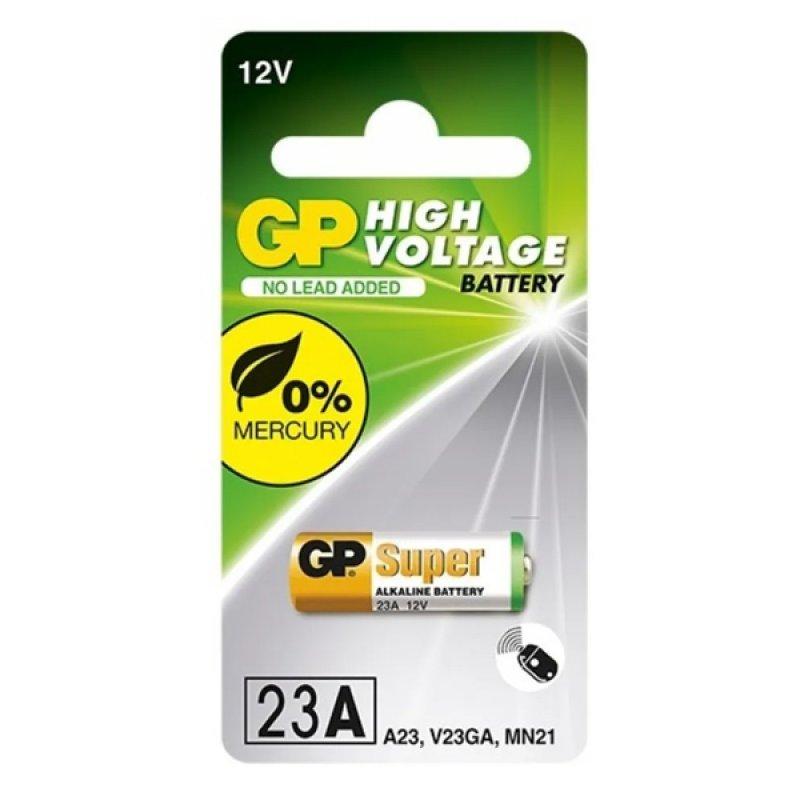 Gp alkalina 12v alarmas gp batterie