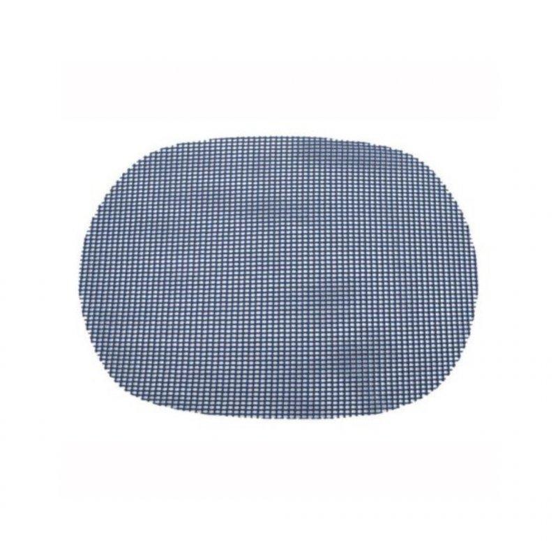 Individual Waffle 30X45cm Azul