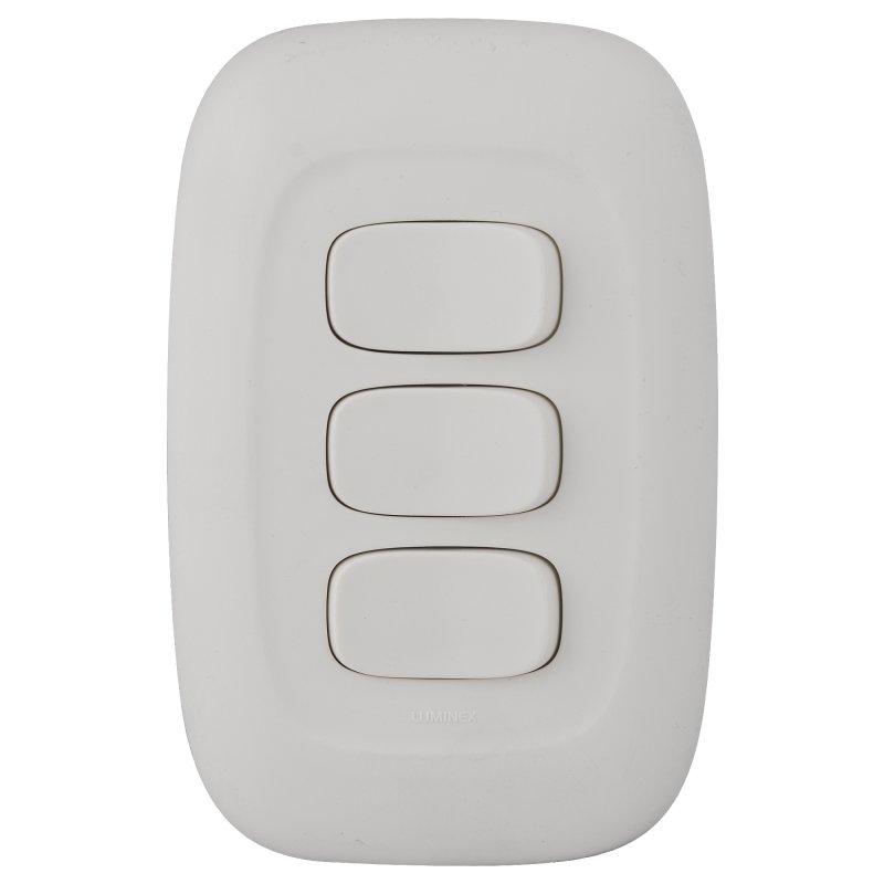 Interruptor Conmutable Triple Gálica