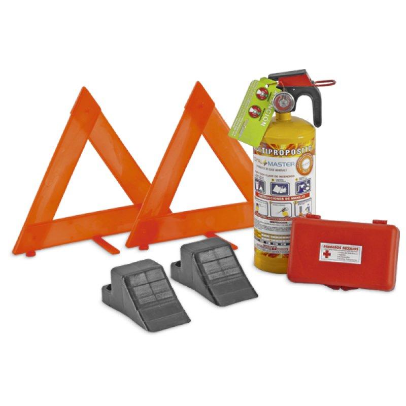 Kit Carretera Abc 4 Elementos