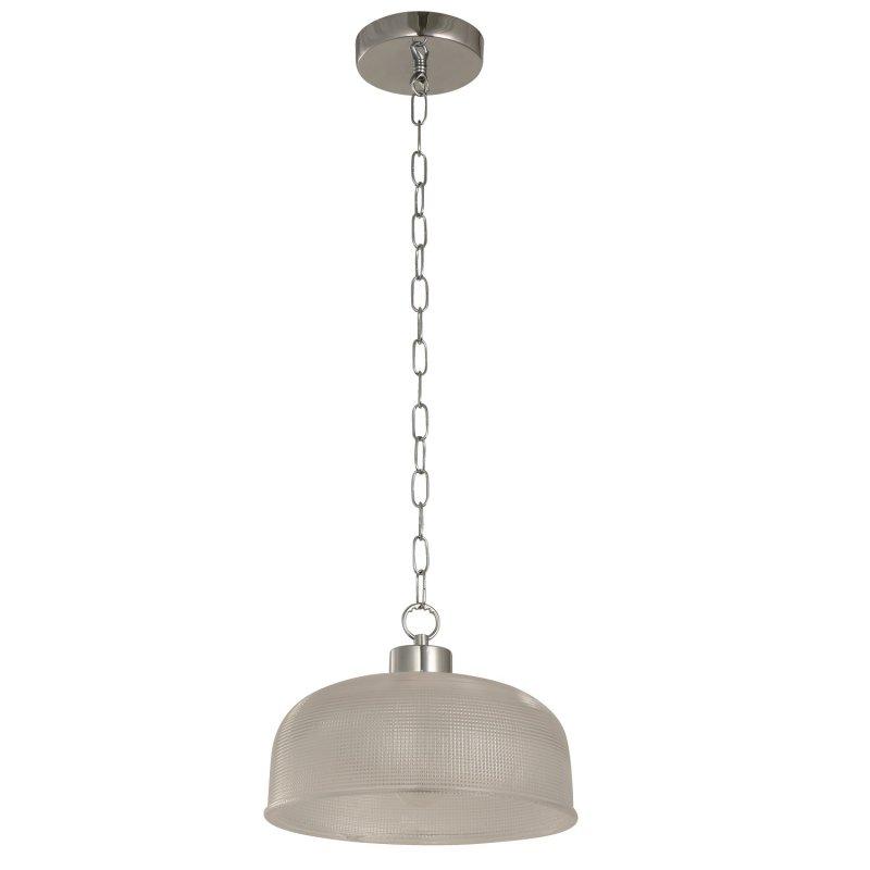 Lámpara Colgar Cromo Marti 1 Luz E27 40W Vintagetage