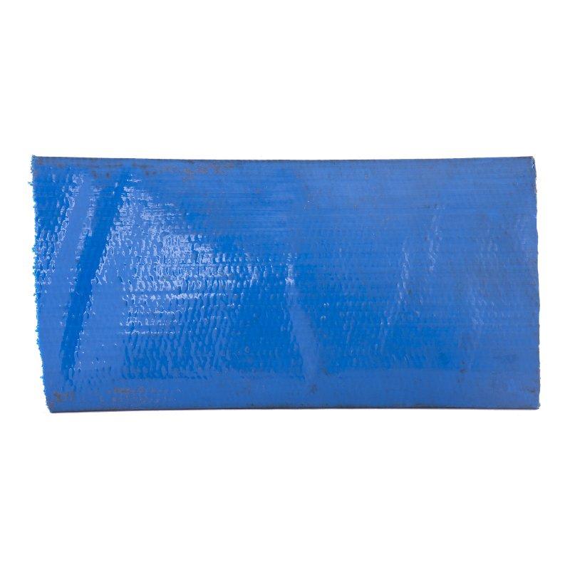 Manguera Descarga Agua Azul Plana 3 1Mt