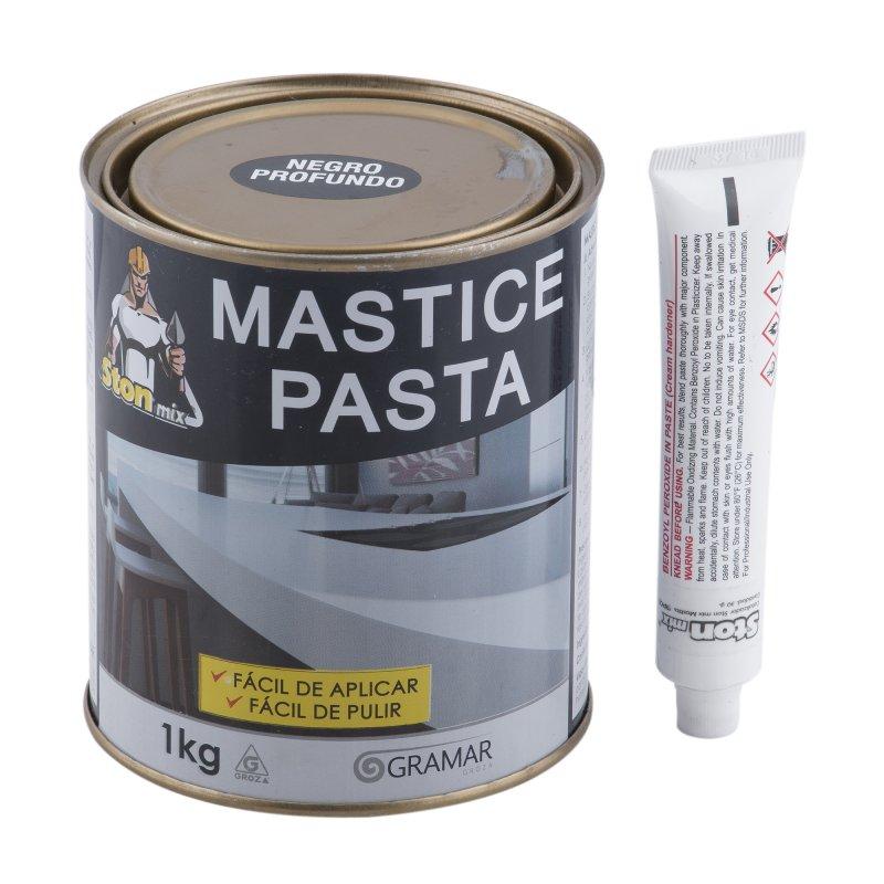 Mastice Pasta Negro x1kg