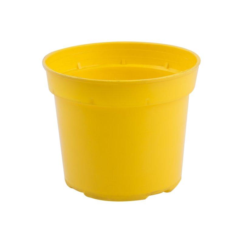 Matera Redonda Amarillo 14cm