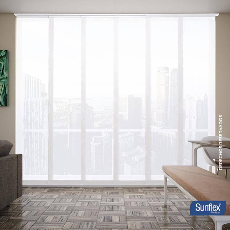 Panel Japonés 180x220 Shale Sunflex