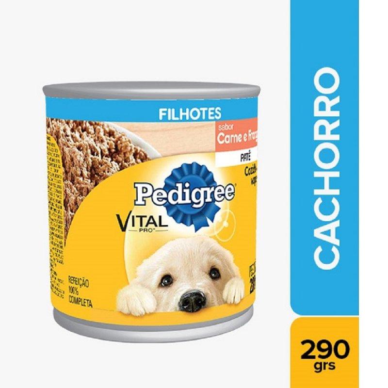 Pedigree Lata Cachorro 280gr