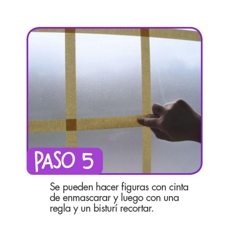 Película 122 cm Adhesiva Decorativa Bambú