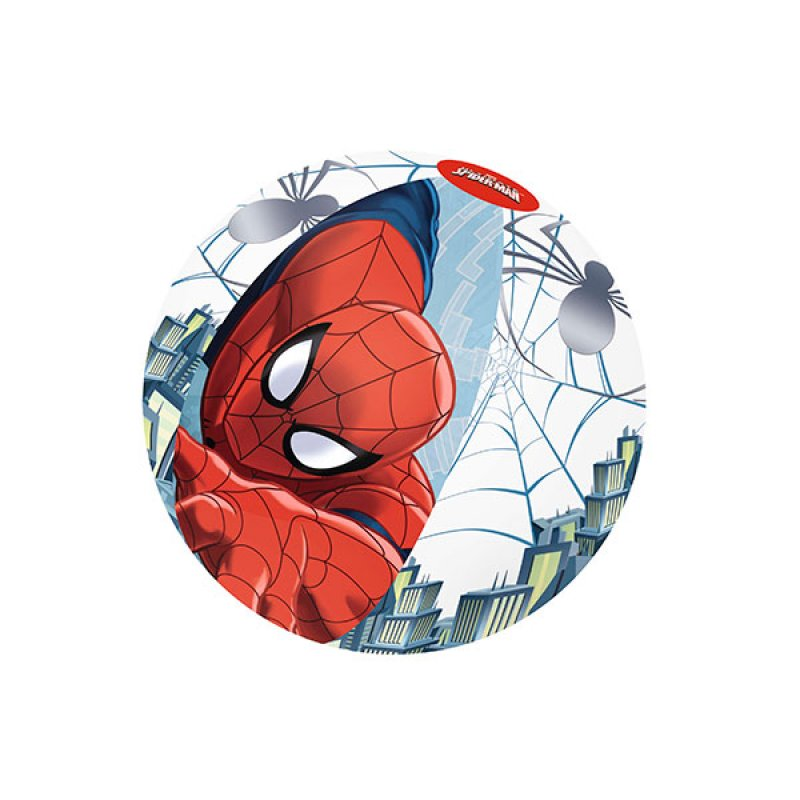 Pelota de Playa Bestway Spiderman de 51cm