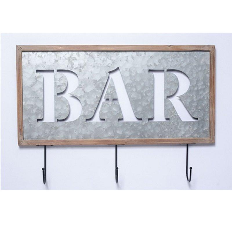 Perchero Diseño Bar
