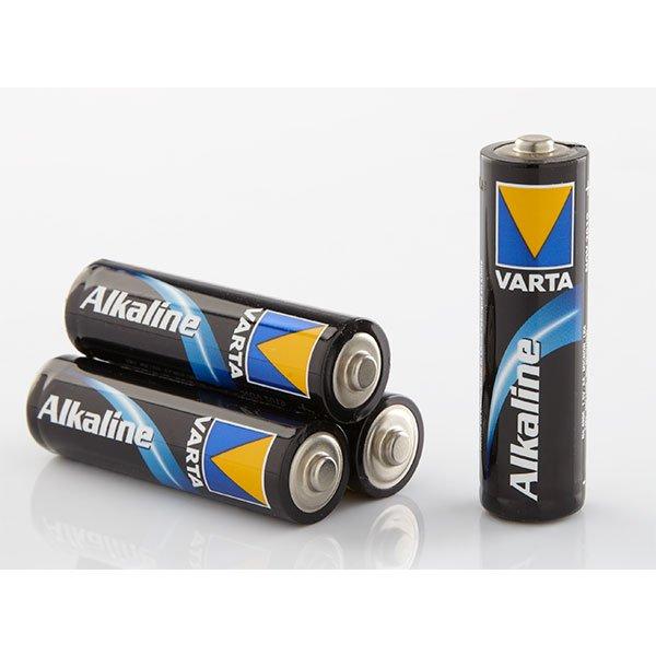 Pila Alcalina AA-Blister x4und