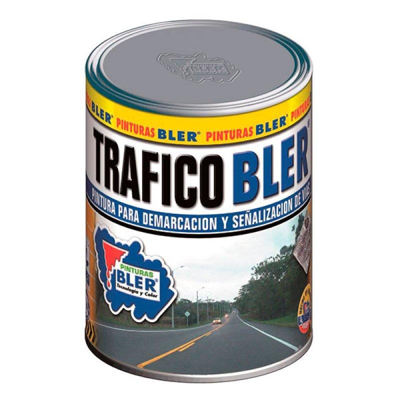 Pintura Tráfico Bler® 1Gl Amarillo