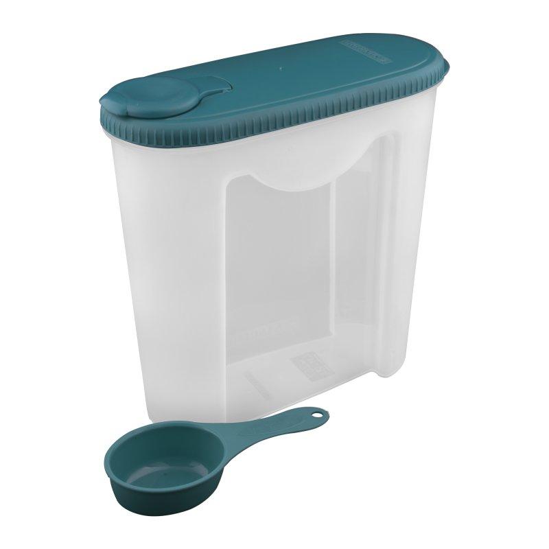 Porta Jabón Polvo con Dosificador x1kg