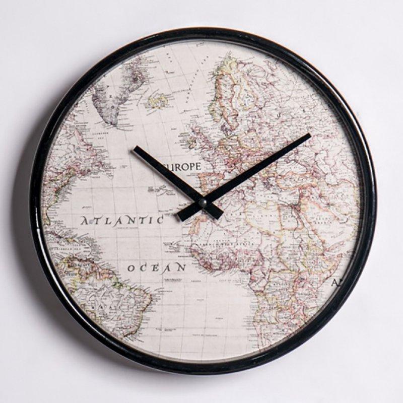 Reloj Estampado World