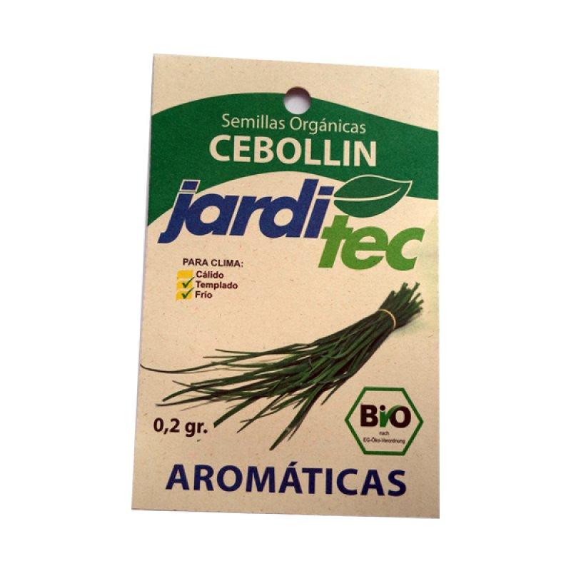 Semilla Organica Cebollin 02G Jarditec