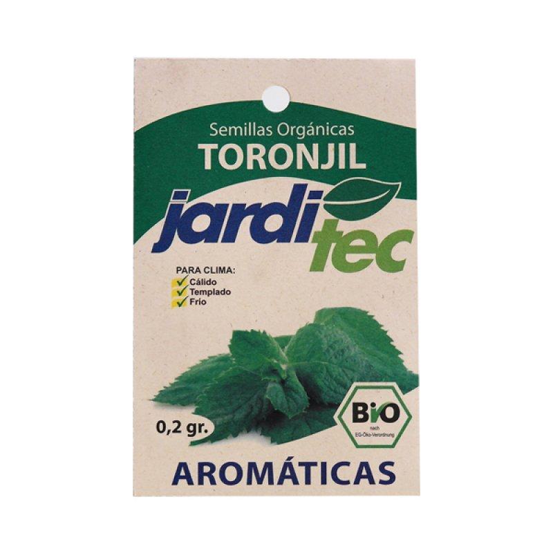Semilla Organica Toronjil 02G Jarditec
