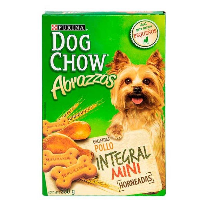 Snack galletas para perro Dog Chow adultos mini x 500 gr
