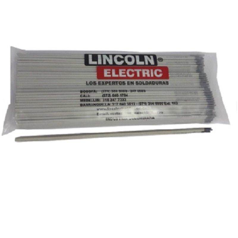 """Soldadura Lincoln Gricon-290 E6011 1/8"""" x5kg"""