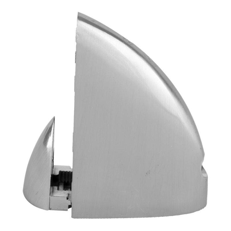 Soporte 75mm HVS888-02 Entrepaño Vidrio