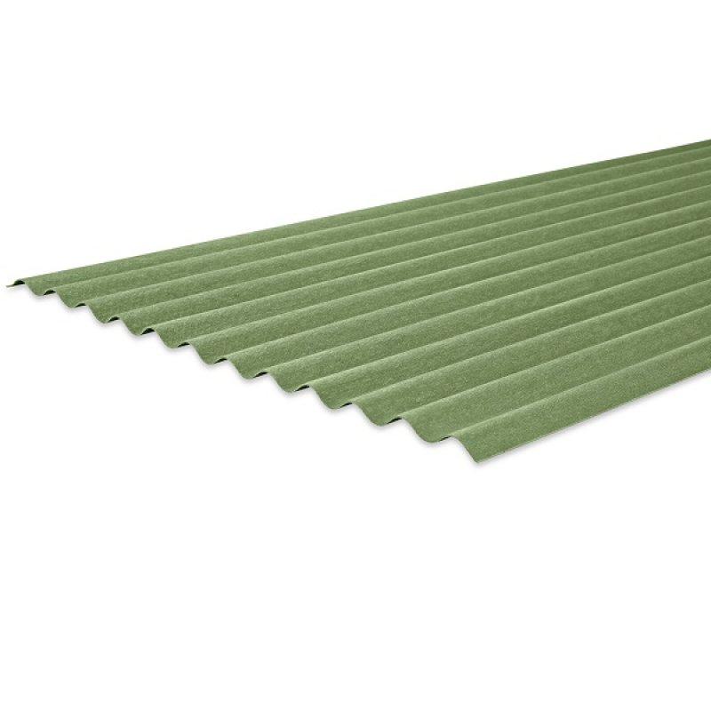 Teja P3 Verde x2.44m