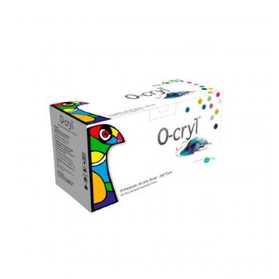 Kit acrilico de ortodoncia o-cryl 8X40g+2X55cc