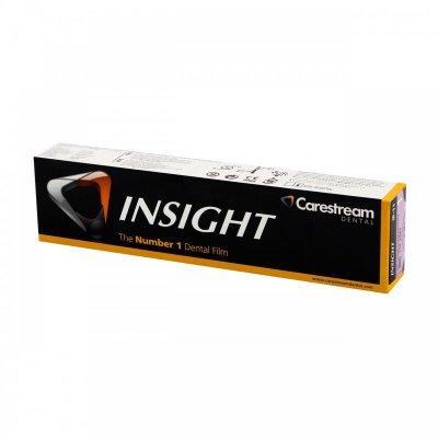 Película Intraoral Para Niños Insigth IP11 Caja x 100 Unidades