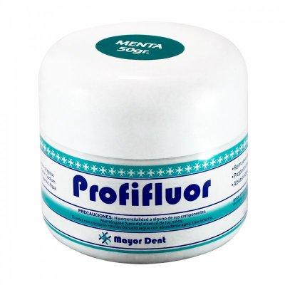 Profifluor Pasta Para Profilaxis Sabor a Menta Pote x 50 g