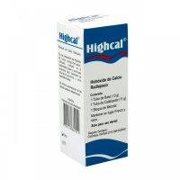 Highcal® Hidróxido de Calcio Radiopaco Kit Base x 13 g Catalizador x 11 g + un bloque de mezcla