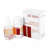 Lee Smith Cemento Oxifosfato de Zinc Estuche Polvo de 32 g y Líquido de 15 cc
