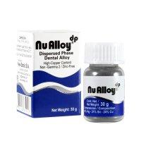Nu Alloy® Aleación Dental Limadura Frasco x 30 g