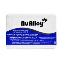 Nu Alloy® Aleación Dental x 80 Tabletas de 395 mg Cada Una