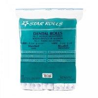 Star Rolls®  Algodón Liso Bolsa x 1000 Rollos