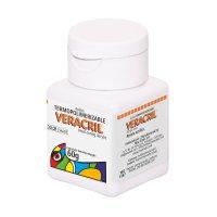 Veracril® Acrílico Termopolimerizable Color 62 Tarro x 60 g