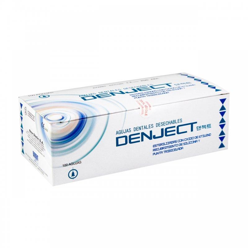 Agujas Dentales Desechables Caja x 100 un