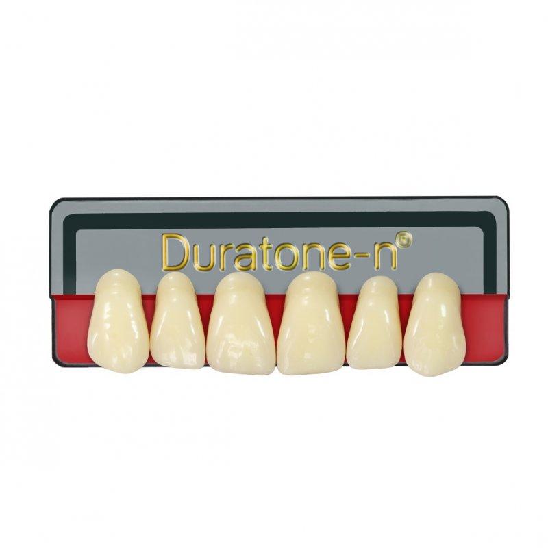Duratone-n®  Dientes Anteriores Plaqueta x 6 Piezas
